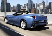 Ferrari-California 2009 1024x768 wallpaper 16