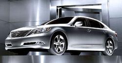 LS 460 Platinum