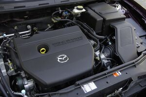 Mz 07mazda3 engine