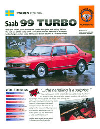 Saab99 Sweden1978-1980