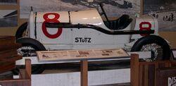 1915 Stutz White Squadron