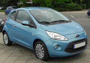 1024px-Ford Ka II front 20100809