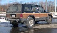 Jeep Wagoneer XJ rear
