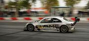 DTM car mercedes2006 Haekkinen racing