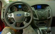 Ford Focus cockpit