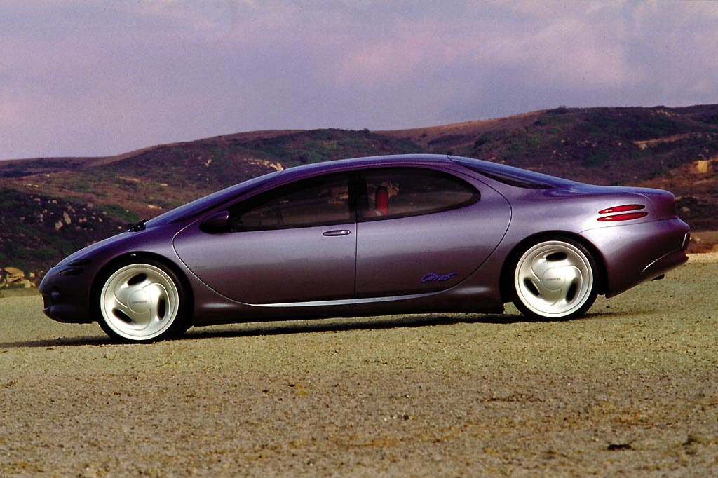 Chrysler Cirrus Concept Autopedia Fandom Powered By Wikia