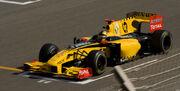 Kubica Bahrain Grand Prix 2010
