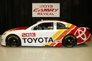 2013-Toyota-Camry-NASCAR-Will-Start-The-Debut-At-The-Daytona-International-Speedway