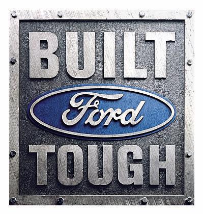 image - ford built tough logo | autopedia | fandom powered