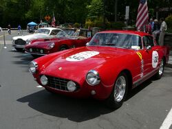 SC06 Ferrari 195 Inter 250 GT California Spyder and 250 GT Boano