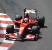Kimi Raikkonen 2009 Monaco