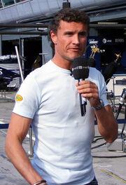 David Coulthard 2007