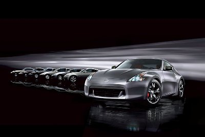 Nissan 370Z 40th Anniversary 1small