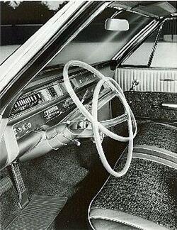 Oldsmobile63tiltsteering