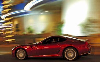 Ferrari-599 GTB Fiorano 2006 1280x960 wallpaper 09