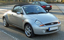 Ford StreetKa (2003–2005) front MJ