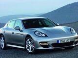 Porsche Panamera Gran Turismo