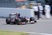 2011 Canadian GP Friday 01
