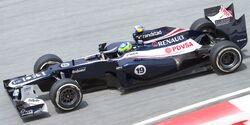 Bruno Senna 2012 Malaysia FP2