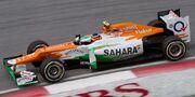 Nico Hulkenberg 2012 Malaysia FP2