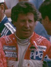 Mario Andretti 1984
