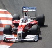 Jarno Trulli 2009 Monaco 2