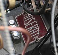 1934 maserati 6c 3026 logo on gearb2