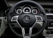Mercedes-Benz-C-Class 2012 interior