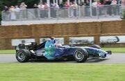 Klien Honda Goodwood 2007