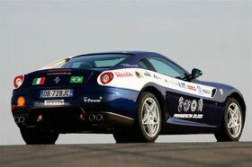 Ferrari 599 GTB Fiorano Panamerican 20000 Tour 0004