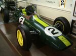 Lotus 25 Jim Clark Donington