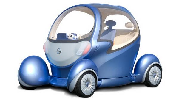 Nissan Pivo 2 Concept Autopedia Fandom Powered By Wikia