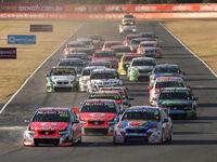V8 Supercar start 2011