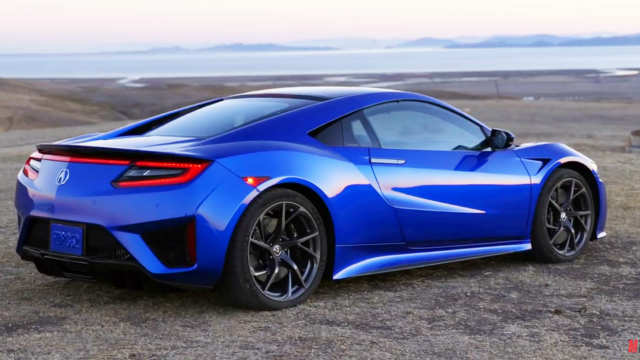 Image - 2017-Acura-NSX-The-Slowest-Supercar-in-the-World-back-w640 on