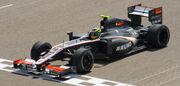 Bruno Senna 2010 Bahrain
