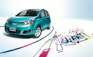 Nissan Note 2008 1