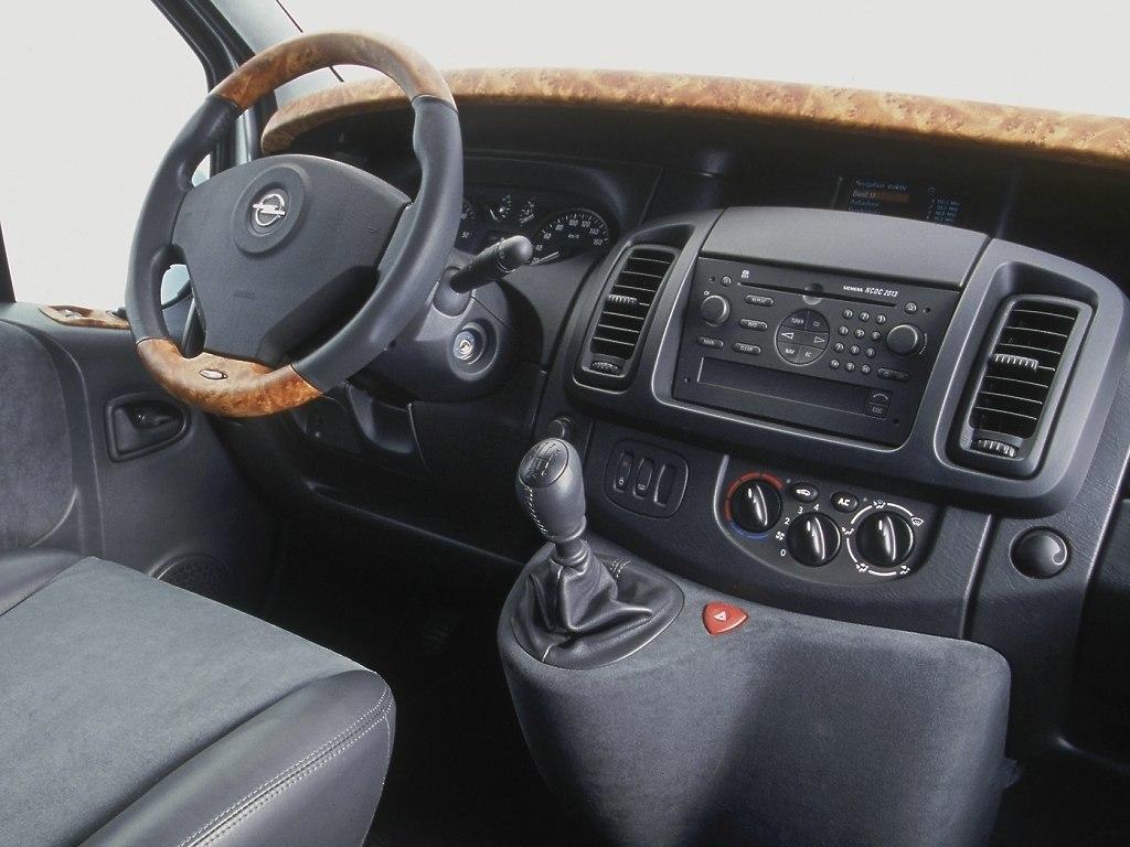 Image - Opel-vivaro-tab.jpg | Autopedia | FANDOM powered by Wikia