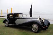 Bugatti Royal Coupe Binder
