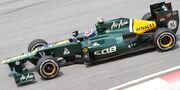 Vitaly Petrov 2012 Malaysia FP2