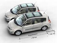 Renault Grand Scenic dimensione