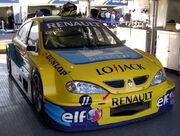 TC2000 Renault TC2000 Team 2006 Renault Megane