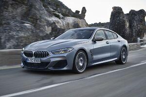 BMW 8-SERIES SEXY