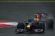 Mark Webber 2009 China 2