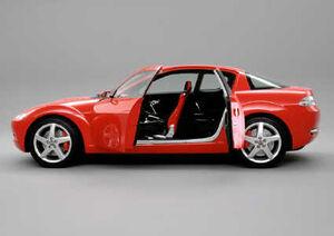 2007 RX-8 redsuicidedoors