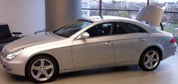 Mercedes CLS C219