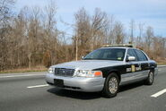 NC State Trooper Interceptor