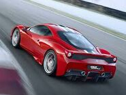 458Speciale In Action