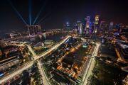 1 singapore f1 night race 2012 city skyline