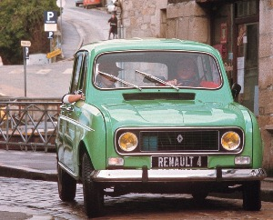 Renault 4small