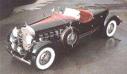 1930 Cadillac V-16 Roadster by Pininfarina